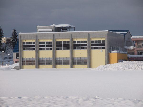 川口中学校(建築)